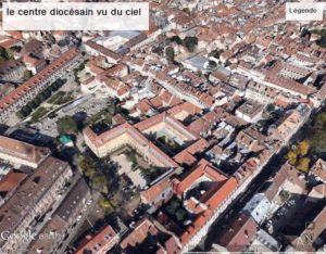 location de salle, restauration, herbergement Besançon