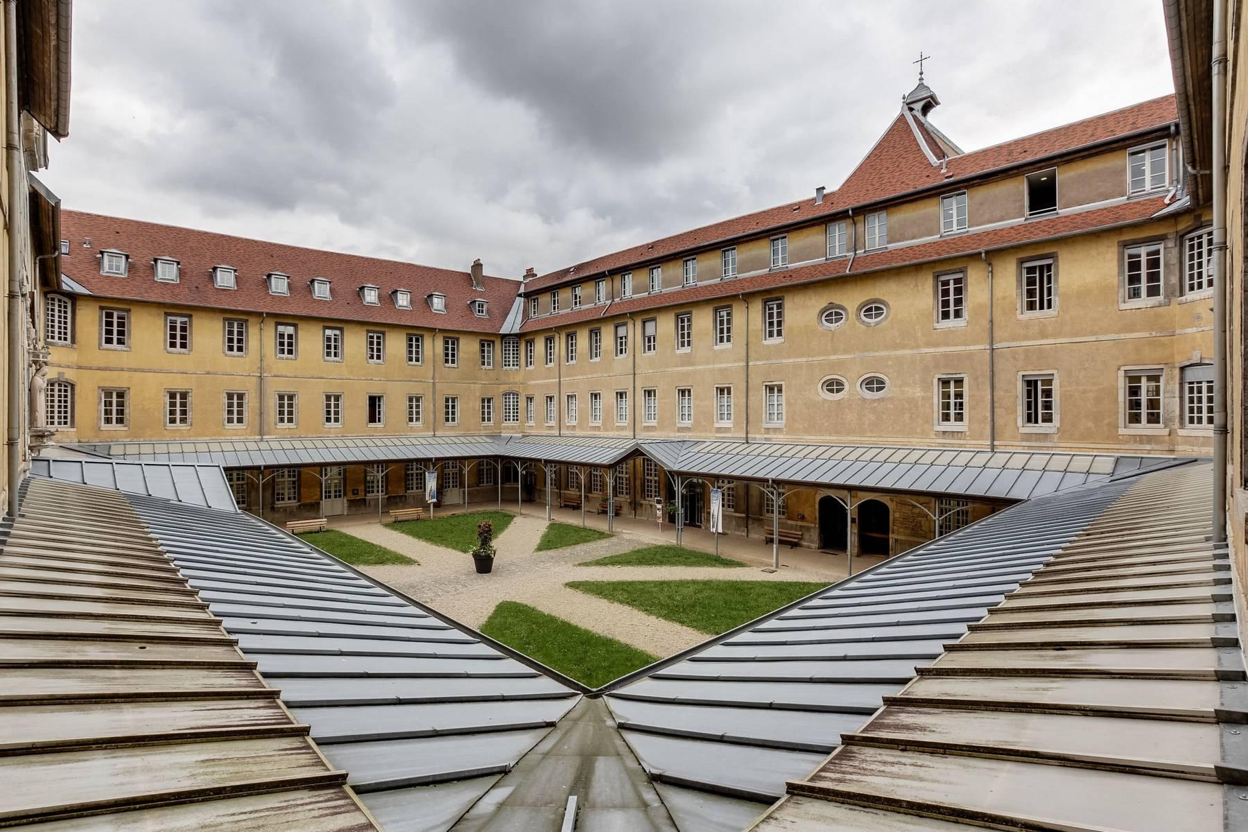 espace Grammont, location salle réunion, séminaire, hébergement Besançon