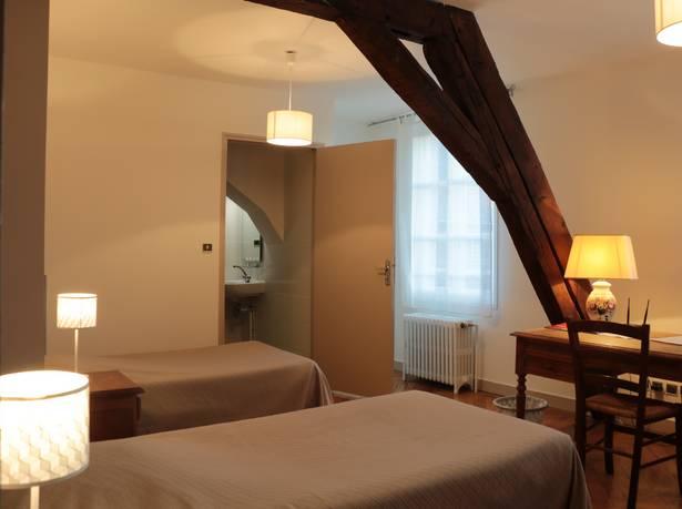 hébergement Besançon