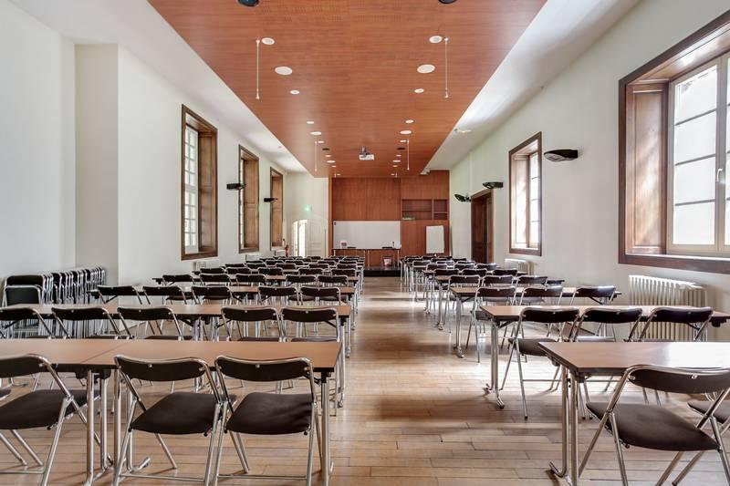 Location de salle de cours et salle d'examen à Besançon