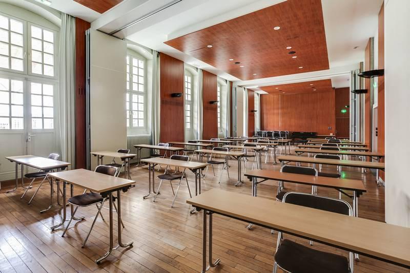 Location de salle pour examen et concours Besançon