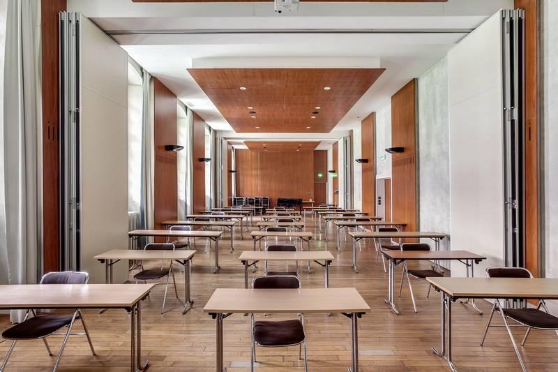 salle de concours, salle de formation et examen Besançon