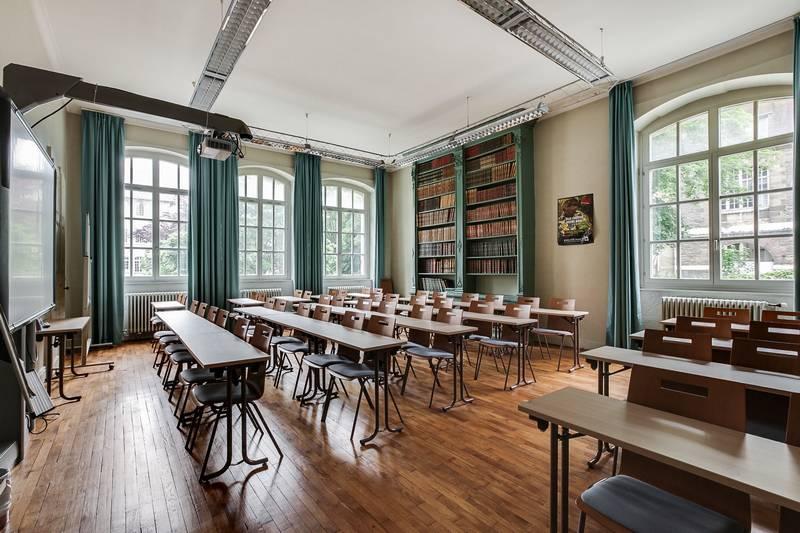 salle de formation, salle de cours Besançon