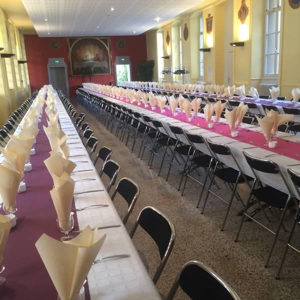 salle de restauration pour groupe, cocktail, séminaire Besançon