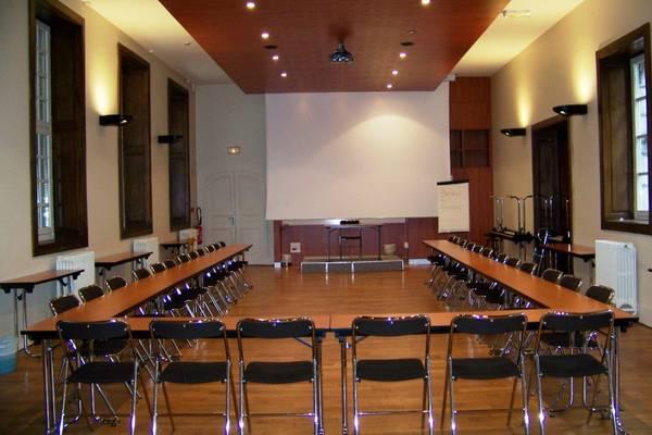 salle pour séminaire d'entreprise