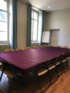 salle pour formation